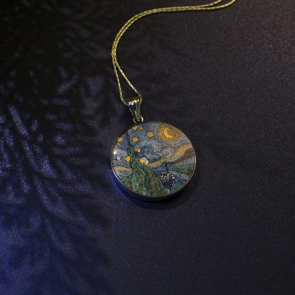 Starry Night Pendant