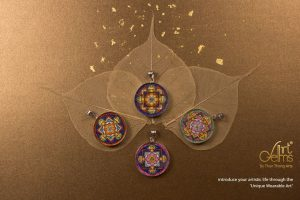 เพิ่ม Positive Energy ด้วยมหัศจรรย์แห่งสี จาก 'Mandala Collection'