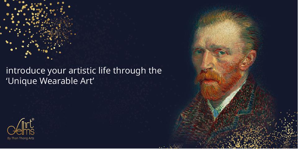 สร้าง Lifestyle สุดอาร์ต ด้วยผลงานสุดปังระดับโลกจาก Vincent Van Gogh ใน 'Famous Arts Collection'