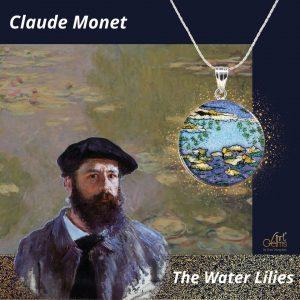 ผลงานอันเลื่องชื่อ!! 'The Water Lilies' ศิลปะที่มาจากความประทับใจ ของ Claude Monet