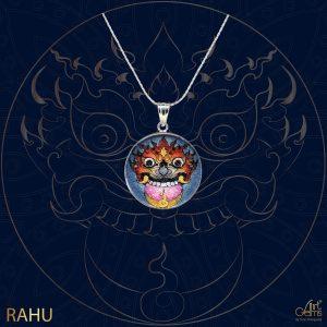 พระราหู (Rahu) : เทพแห่งการเปลี่ยนแปลง