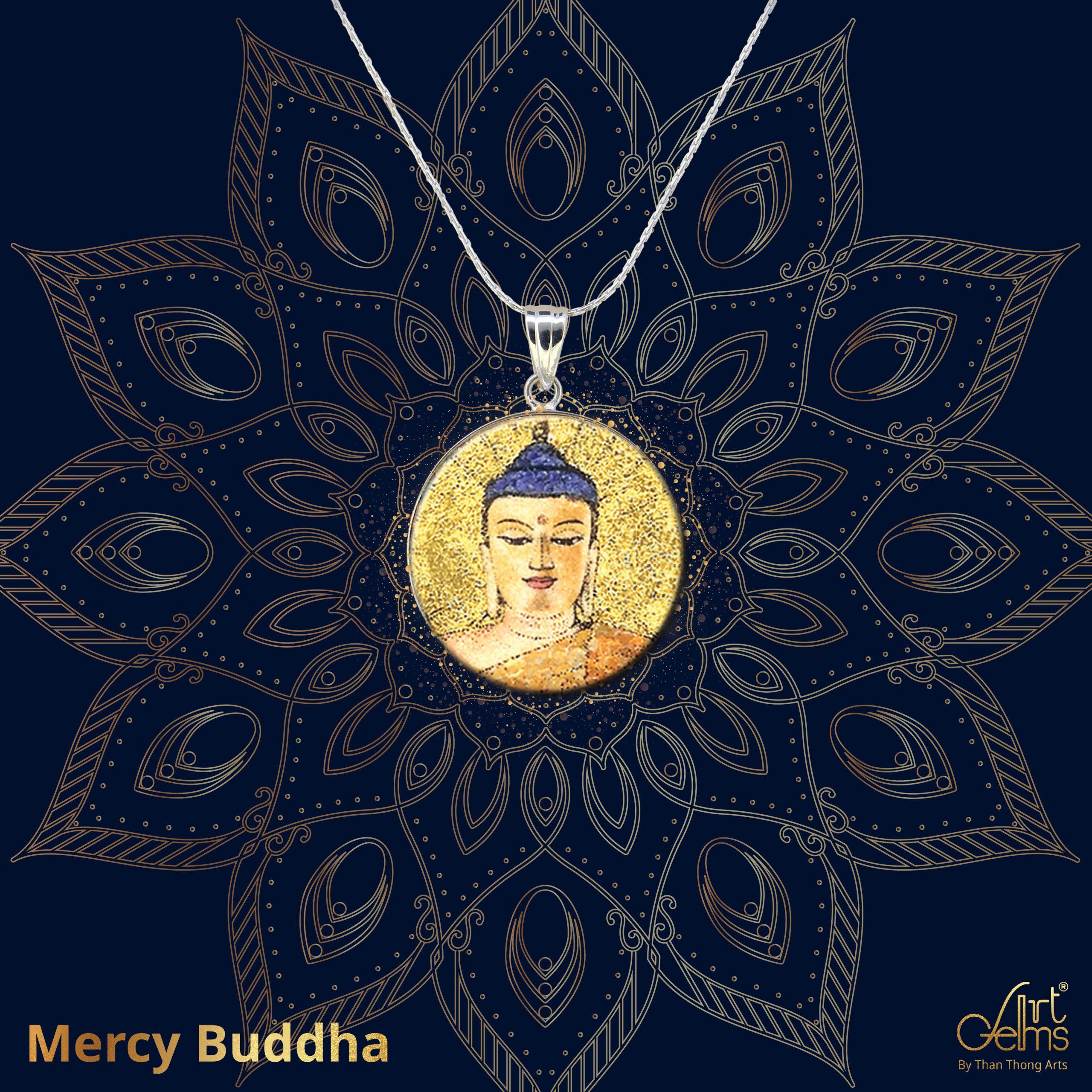 'พระพุทธเมตตา' (Mercy Buddha) : พลังแห่งเมตตาอันศักดิ์สิทธิจากพระพุทธคุณ ที่มาของปางชนะมาร