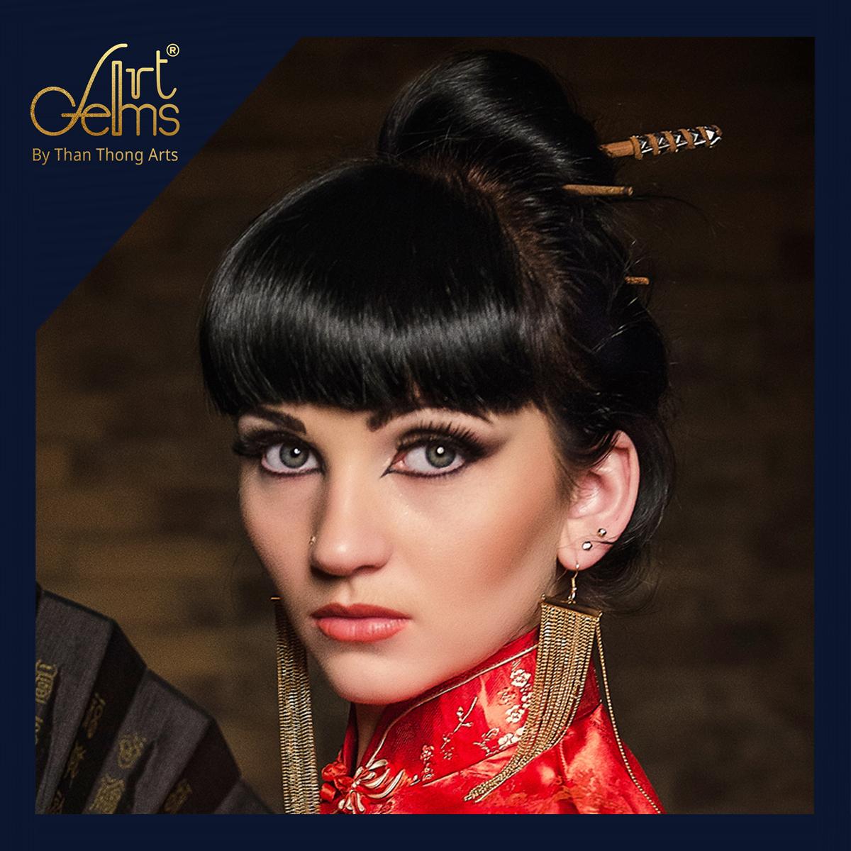 เรื่องเล่าจาก GemsArt EP. 5 : 'ปิ่นปักผม' สำคัญกับหญิงสาวชาวจีนอย่างไร?